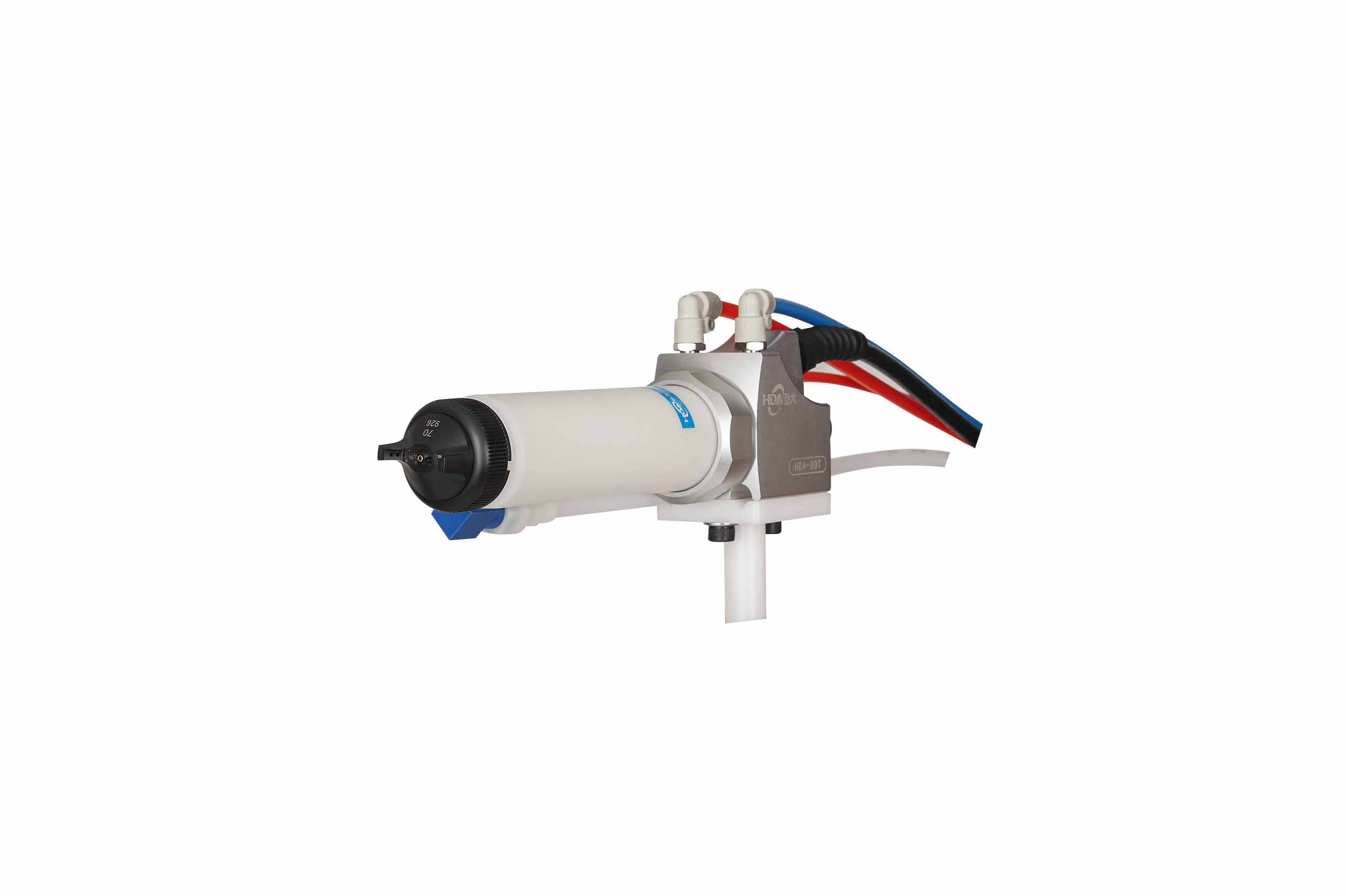 electrostatic spray gun, electrostatic liquid spray gun,